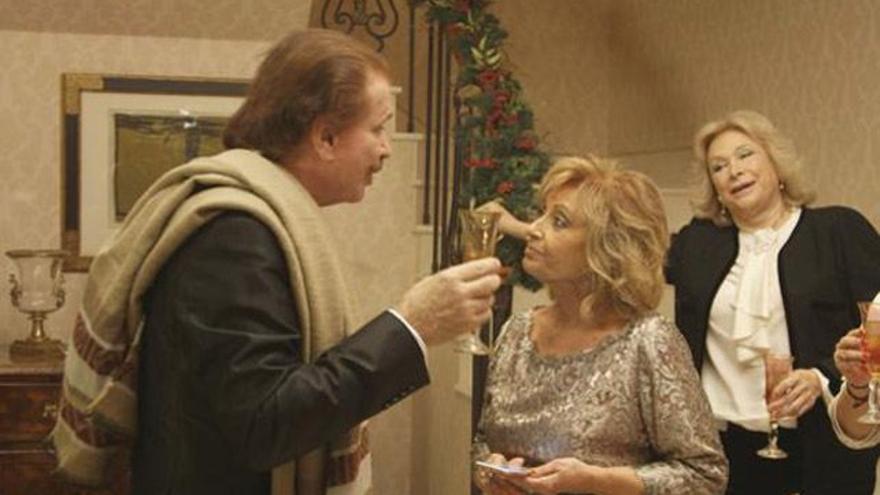 Así será el especial navideño de 'Las Campos', con María Teresa 'más desinhibida'