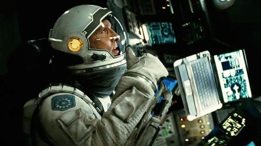 Interstellar, ciencia ficción épica de Nolan