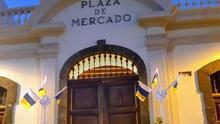 La Recova abre este sábado con decoración por el Día de Canarias