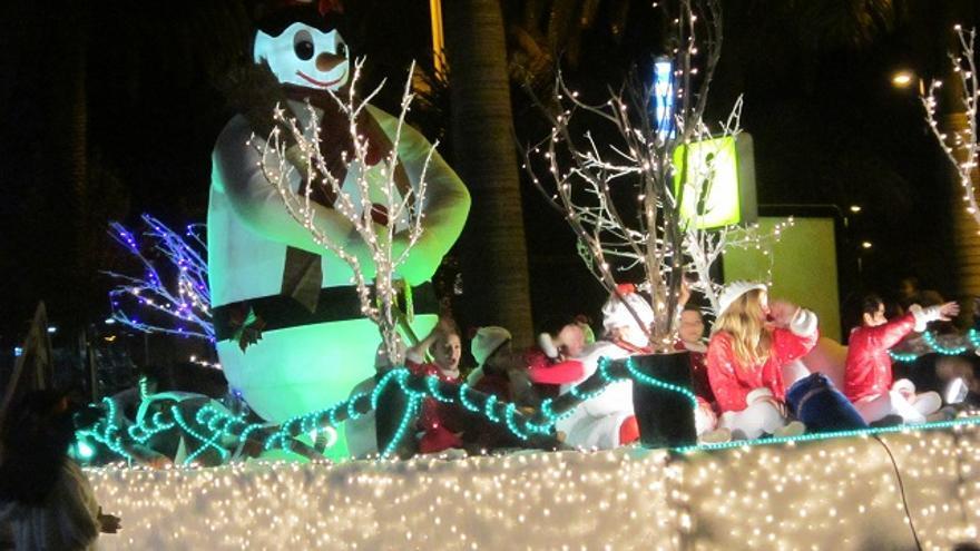 La cabalgata de la noche mágica #2
