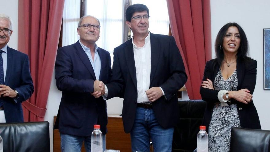 PSOE-A y Cs acuerdan elevar a un millón el mínimo exento del Impuesto de Sucesiones en Andalucía