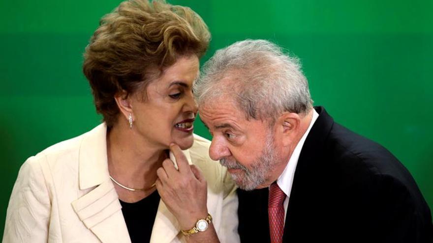 Partido opositor presenta nueva demanda contra el nombramiento de Lula