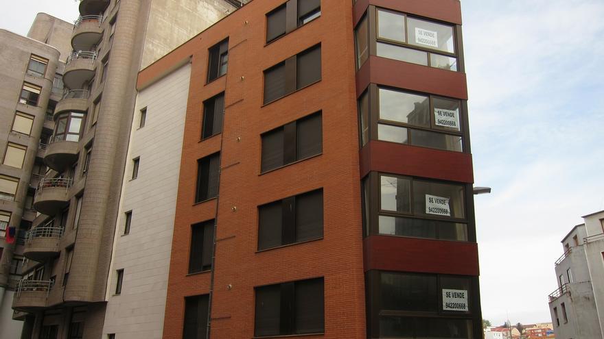 La compraventa de viviendas subió un 10,9% en Cantabria en octubre