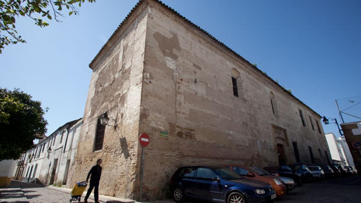 Antiguo Convento de Regina.