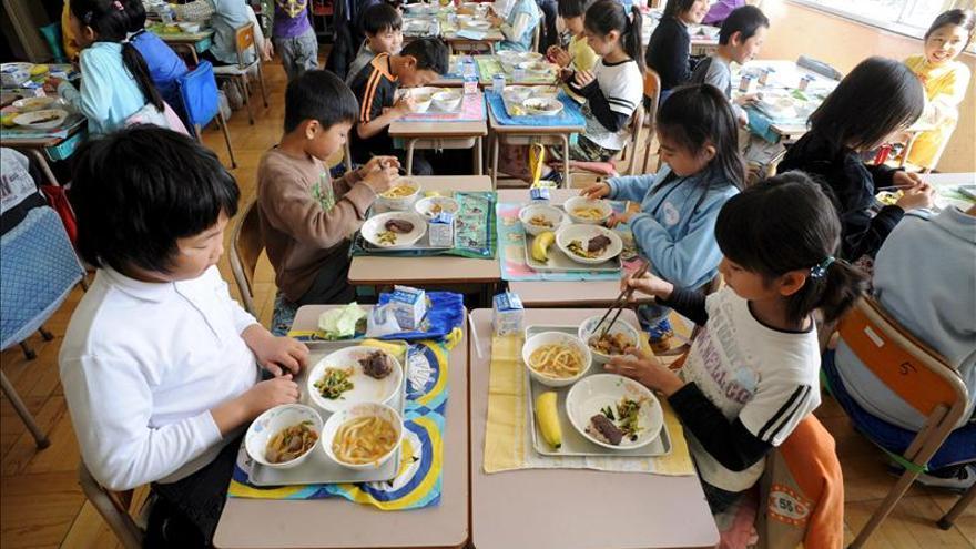 La ONU destaca la importancia de la alimentación escolar en tiempos de crisis