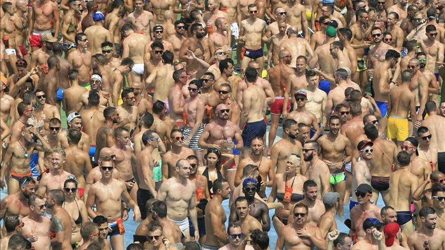 El Circuit arranca en Barcelona con fiestas y actividades para el público gay