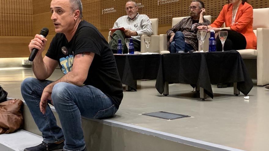 Víctimas de abusos sexuales en la Iglesia, en el primer congreso de pederastia en España