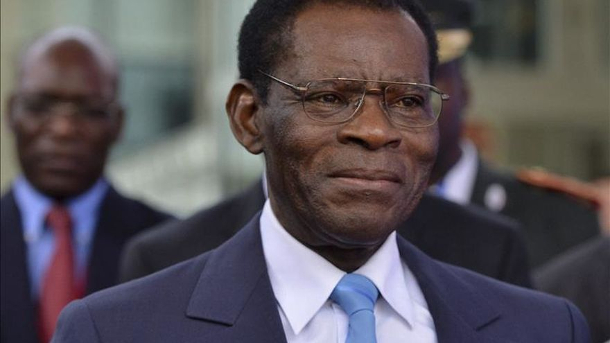 El presidente Obiang legaliza una nueva formación política de la oposición