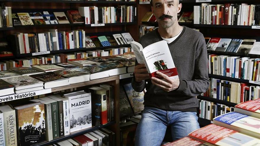 """""""Intemperie"""" de Jesús Carrasco llega al mundo del cómic con Javi Rey"""