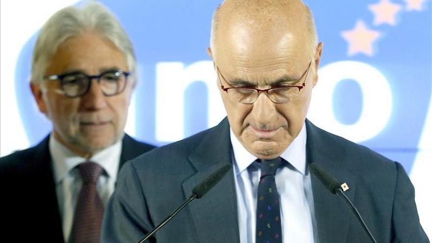 Duran Lleida pide a Artur Mas que frene la resolución independentista