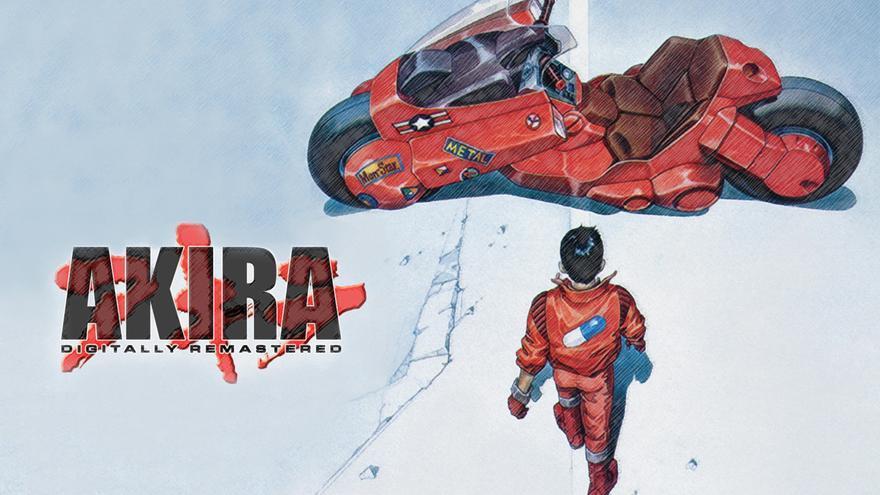 Akira de Katsushiro Otomo
