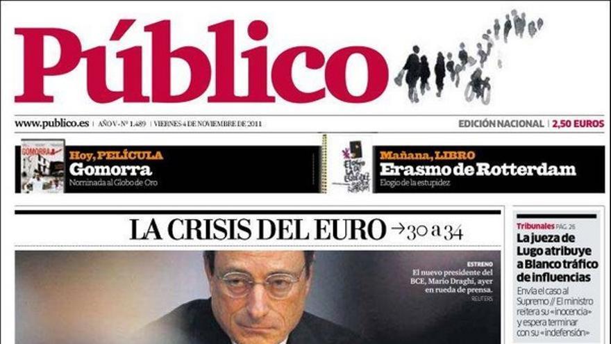 De las portadas del día (04/11/2011) #12