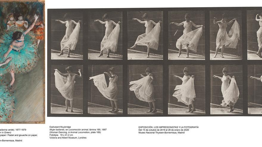 Exposición: los impresionistas y la fotografía