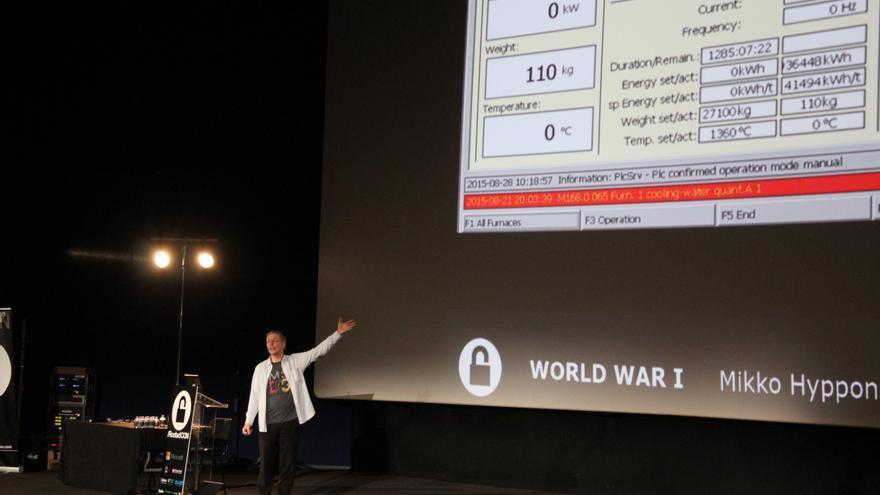 Hypponen ha vaticinado que los ataques de 'ransomware' llegarán a los dispositivos conectados