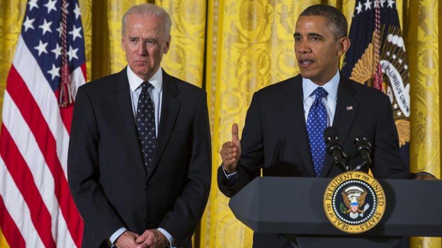 Obama celebra el alto el fuego y pide la liberación de los presos políticos