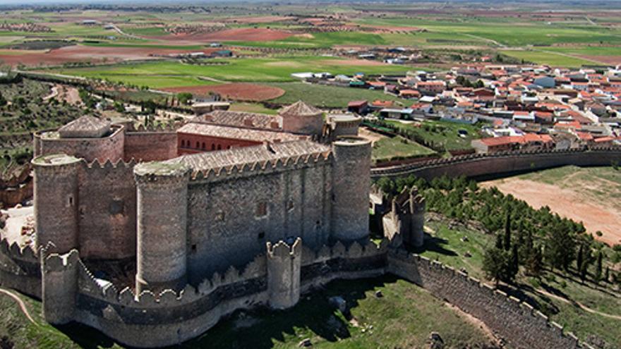 La localidad conquense de Belmonte / Turismo JCCM