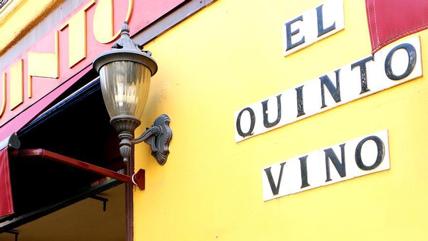 Luis Roldán en 'El Quinto Vino'