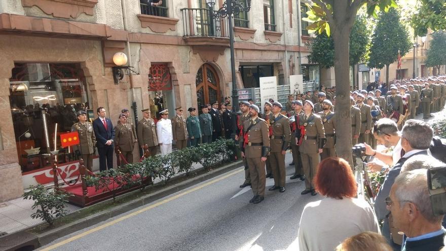 """El comandante militar de Asturias afirma que el Gobierno nunca ha contemplado """"nada del ejército"""" en Cataluña"""
