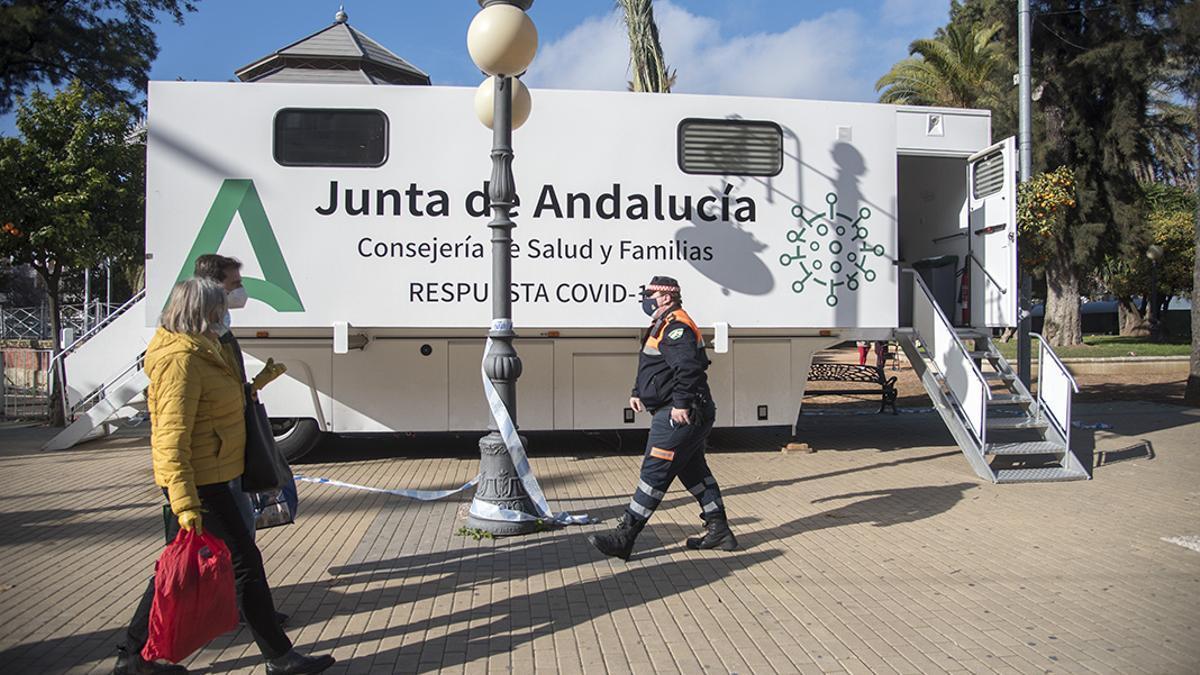Cribado poblacional en Córdoba.