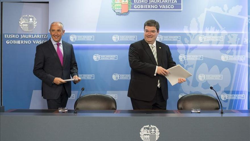 """El Gobierno Vasco pide a Instituciones Penitencias que apoye la """"vía Nanclares"""""""