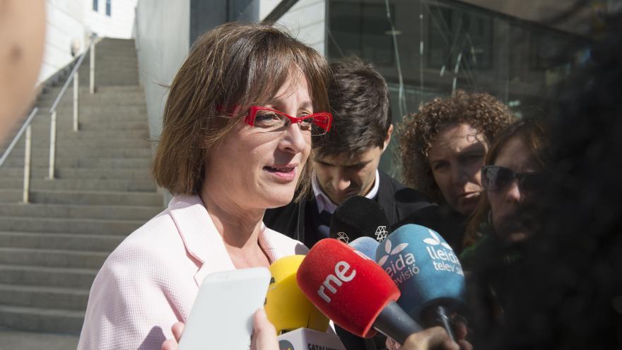 Ángeles Ribes planta cara a la cúpula de Cs y sigue como portavoz en Lleida