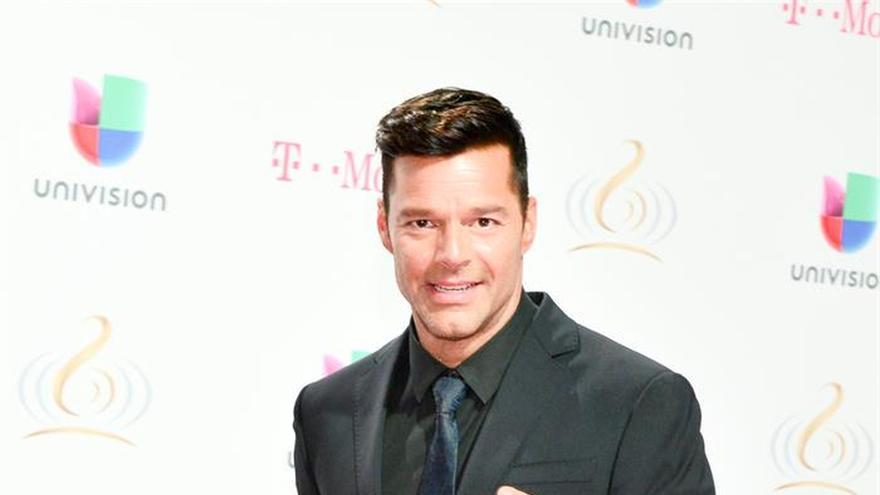 Se reprograman seis conciertos de Ricky Martin en España