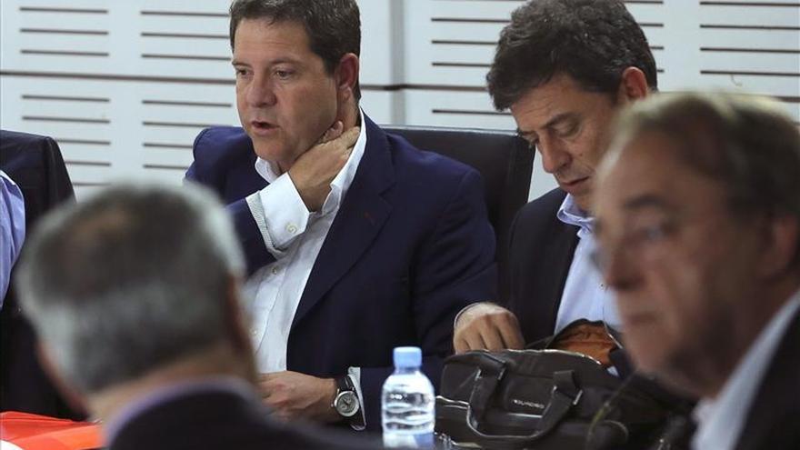 García-Page iniciará mañana los contactos con Podemos para formar gobierno
