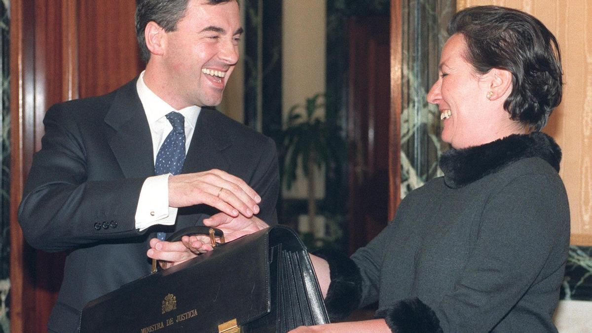 La exministra de Justicia Margarita Mariscal de Gante dictará la sentencia en primera instancia sobre la causa del procés