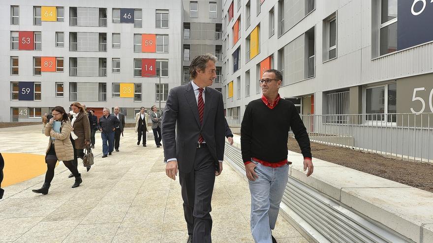 El Ayuntamiento entregará en enero las 111 VPO de La Albericia