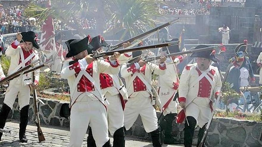 Actos de conmemoración de la Gesta del 25 de Julio en Santa Cruz