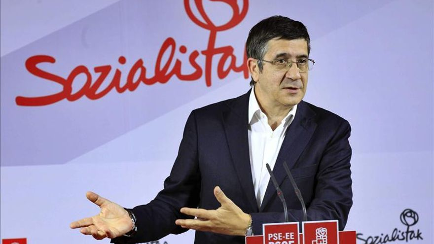 Patxi López no optará a la Secretaría general del PSOE
