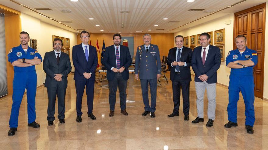 La presentación del evento se ha realizado en el Palacio de San Esteban