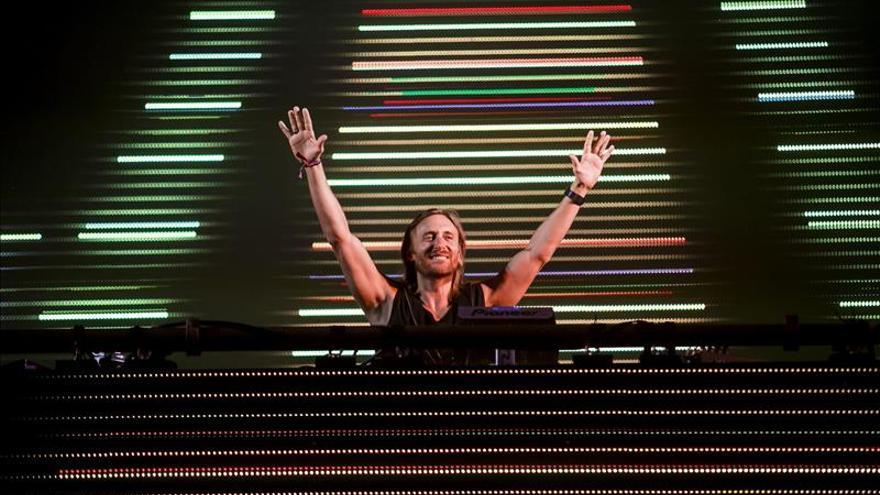 """David Guetta: """"Algún día querría hacer un disco sin música electrónica"""""""