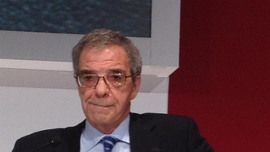 César Alierta, Presidente Del Consejo Empresarial Para La Competitividad