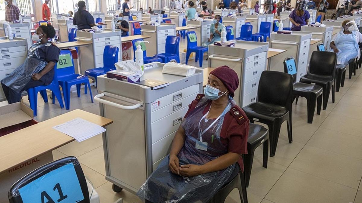 Sudáfrica es el país africano más afectado por la pandemia, con casi 58.000 muertos