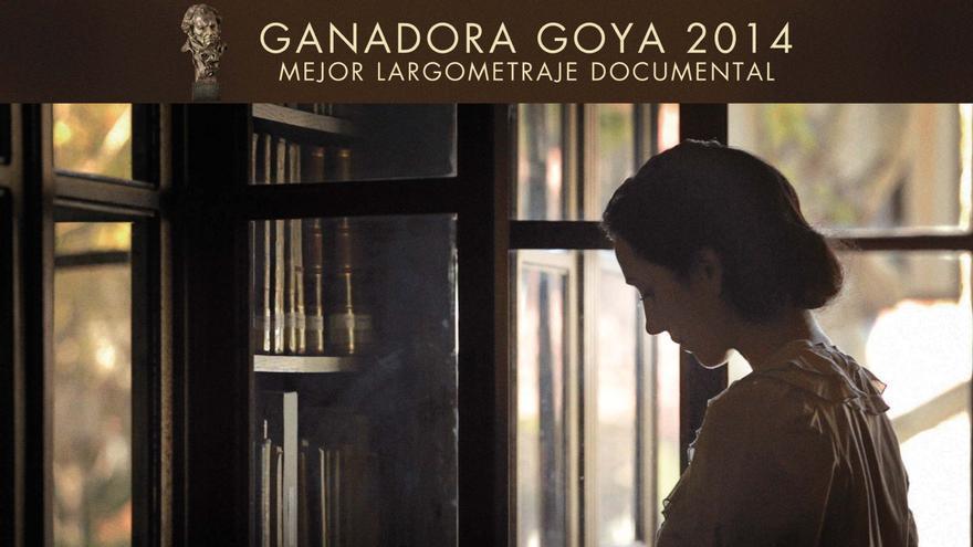 Cartel del documental  'Las maestras de la República'