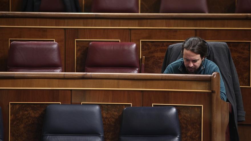 """Iglesias no cree que Rajoy quiera convocar elecciones porque tiene """"buenos apoyos"""" del PSOE y C's para mantenerse"""