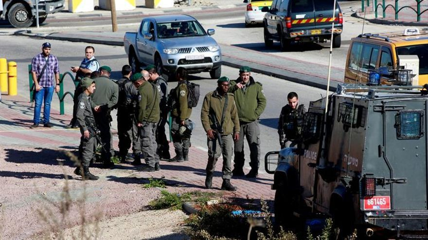 Un joven palestino muerto tras tratar de atacar a soldados israelíes