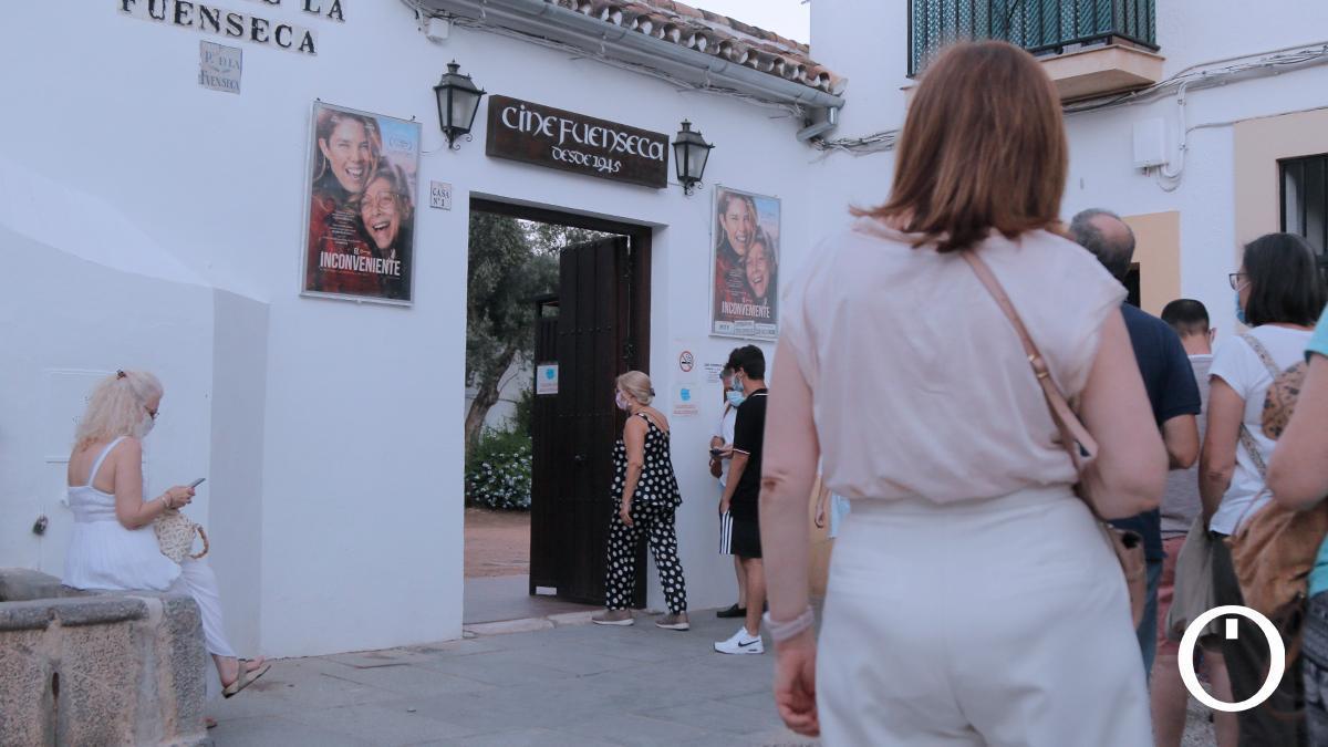 Cine de verano La Fuenseca