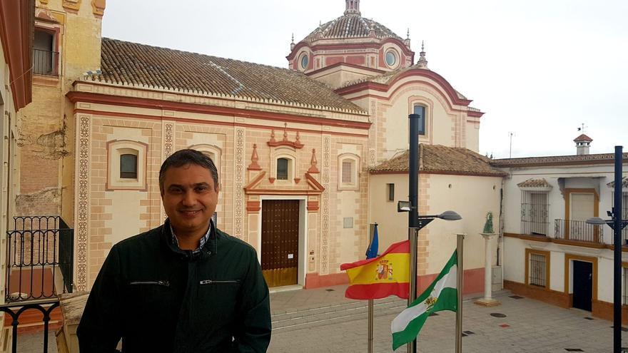 Alcalde de Bollullos de la Mitación /foto: C.S.