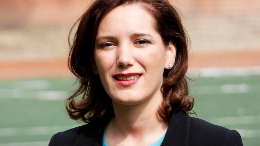 Clara Sáinz de Baranda Andújar, investigadora y profesora universitaria