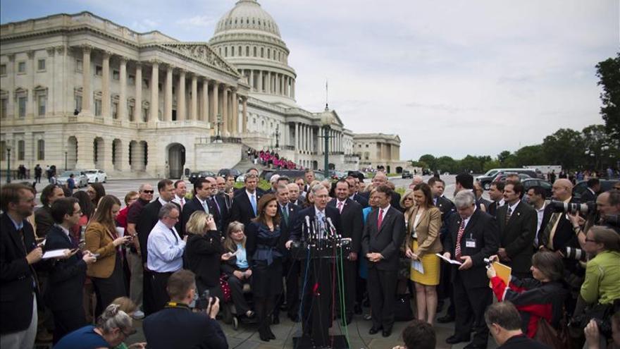 El Tea Party resurge en medio de escándalos en EE.UU.