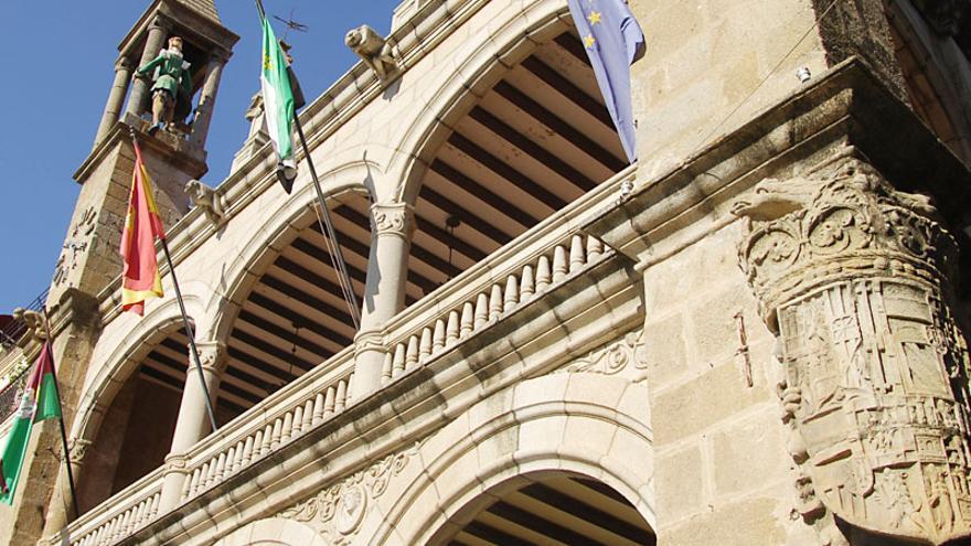 Plasencia, Ayuntamiento