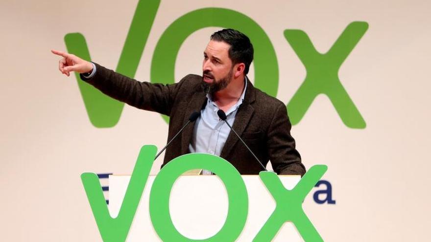 Vox se suma a la manifestación contra Sánchez en la plaza de Colón