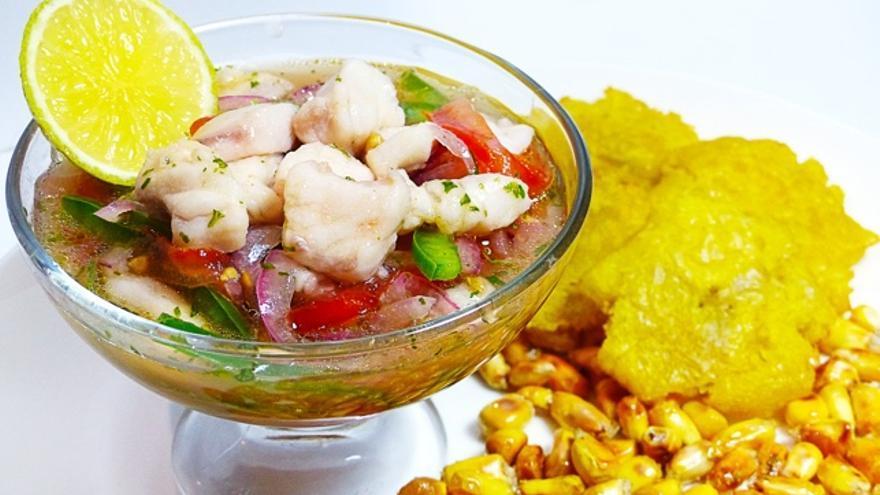 Seis tipos de ceviches que puedes elaborar con pescados de venta en España