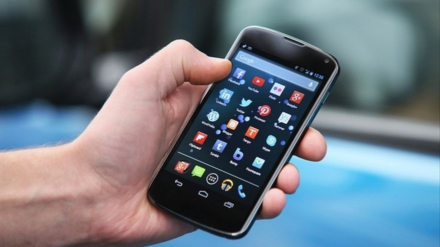España es el cuarto país con mayor penetración de smartphones, con un 85%