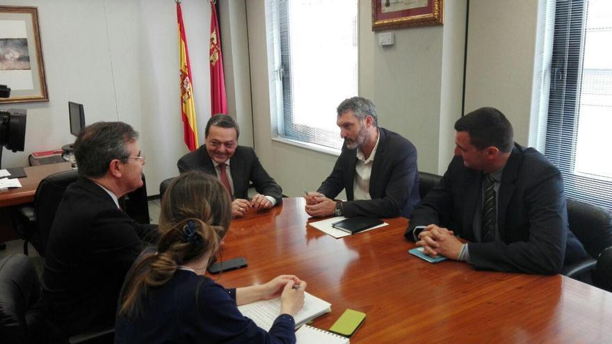 Reunión CROEM-Podemos
