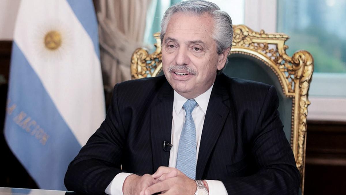 Fernández encabezará la reunión de gabinete.