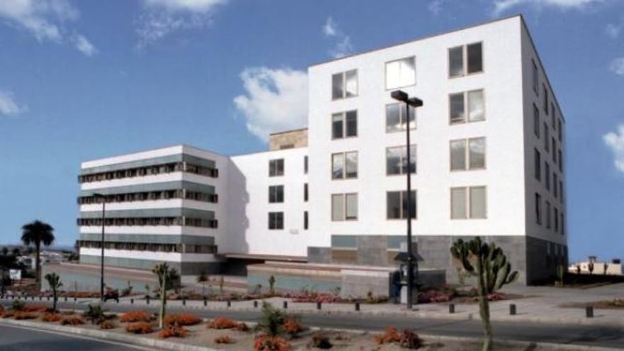 Facultad de Ciencias Jurídicas de la Universidad de Las Palmas de Gran Canaria
