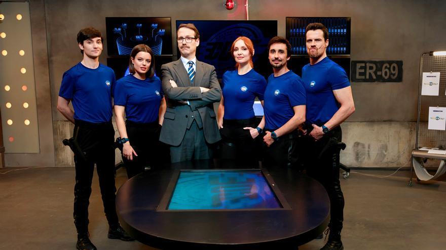 Antena 3 presenta Cuerpo de élite